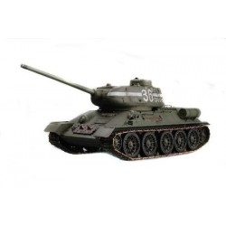 "Trimitininkas 01:16 Rusijos T34 / 85 ""Rudy"" 5Ch 2.4Ghz Rtr"