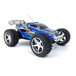 Mini Truggy High Speed ​​- Mėlyna