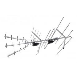 "Tv Antena Uhf, Vhf + Ap Tria-Max """