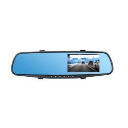 Veidrodis Automobilių Dvr Su Peiying, Atbulinės Eigos Kamera Ir Parkavimo Sensorius